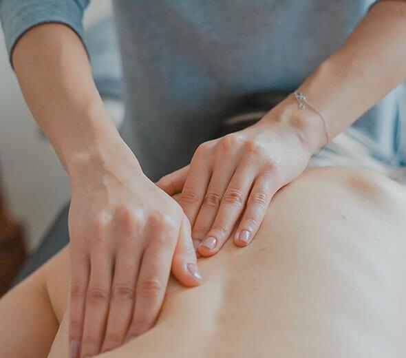 Massage Ryggakuten Borlänge